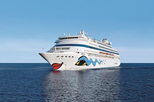 AIDA Cruises rozpoczęła regularnie zawijanie do niemieckiego portu Bremerhaven - GospodarkaMorska.pl
