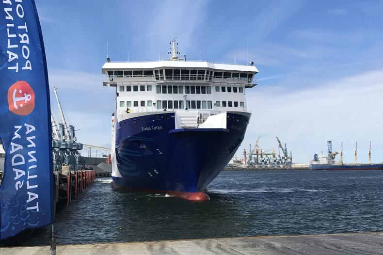 Port Muuga z nowym połączeniem promowym do Finlandii - GospodarkaMorska.pl