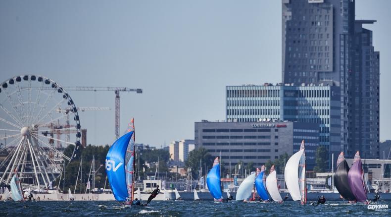 Gdynia wciąż na fali – w poniedziałek startują regaty Volvo Gdynia Sailing Days - GospodarkaMorska.pl