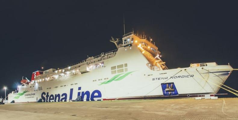Stena Nordica wkrótce ponownie na trasie Gdynia-Karlskrona - GospodarkaMorska.pl