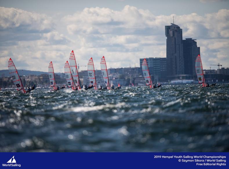 Podsumowanie Młodzieżowych Mistrzostw Świata World Sailing - GospodarkaMorska.pl