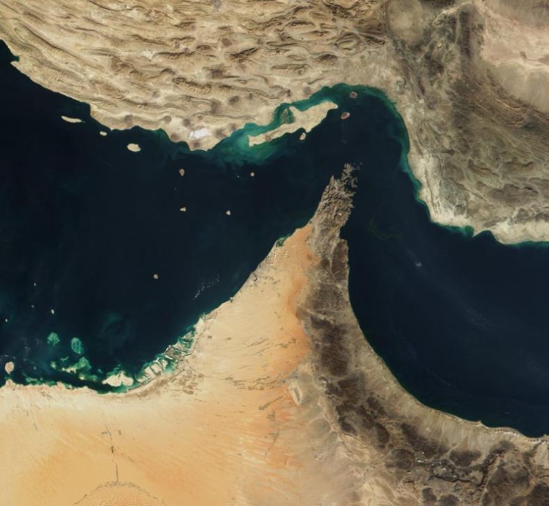 Irańskie władze: koalicja ds. ochrony żeglugi w Ormuz zwiększy zagrożenie w regionie - GospodarkaMorska.pl