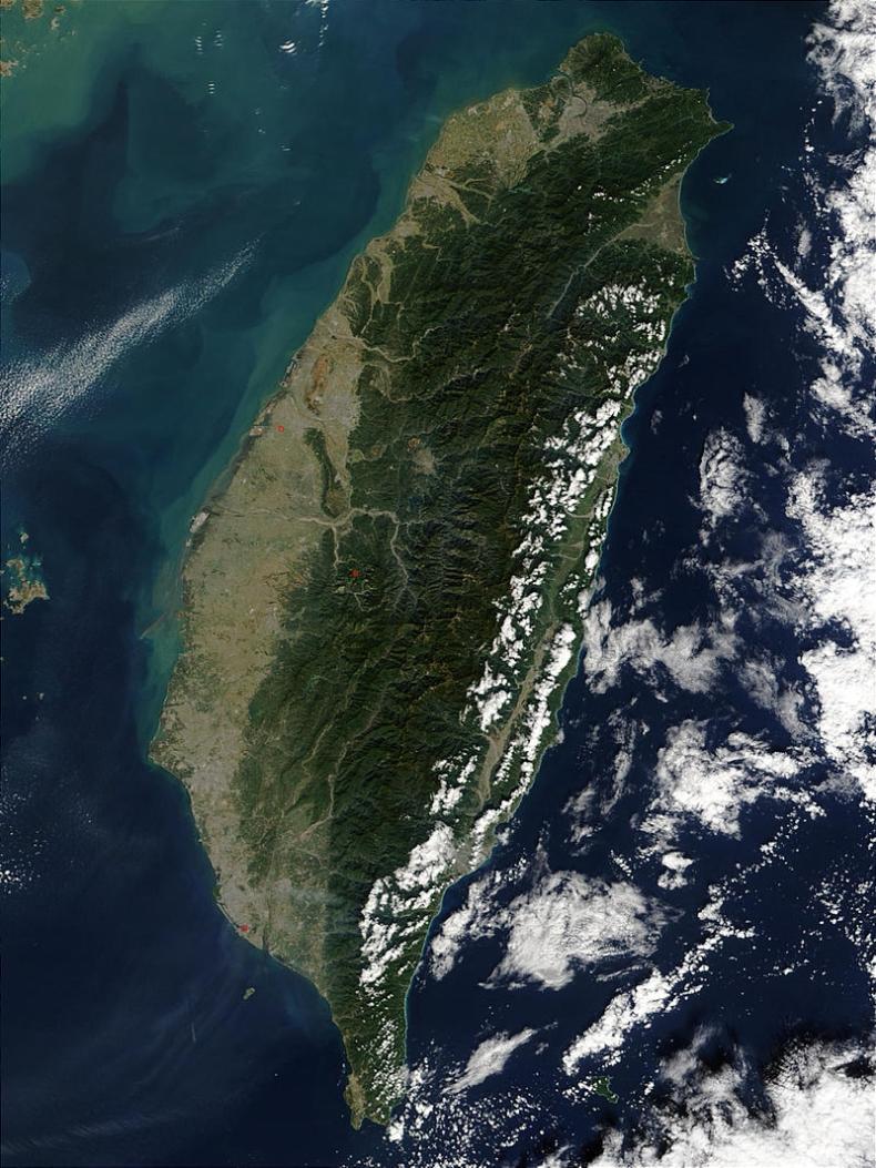 Tajwan: Władze wzywają ChRL, by wyrzekła się przemocy wobec wyspy - GospodarkaMorska.pl