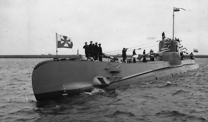 Rusza ósma ekspedycja w poszukiwaniu wraku okrętu podwodnego ORP Orzeł - GospodarkaMorska.pl