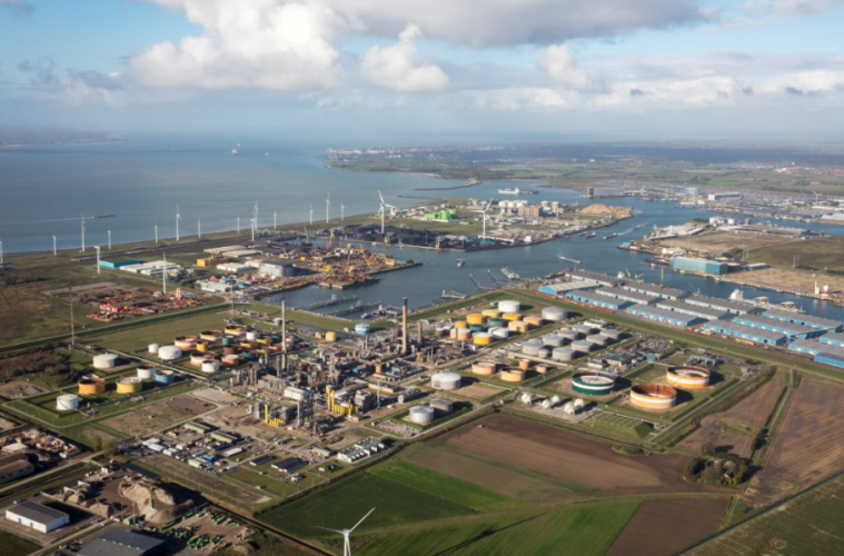 North Sea Port z nowym terminalem ro-ro - GospodarkaMorska.pl