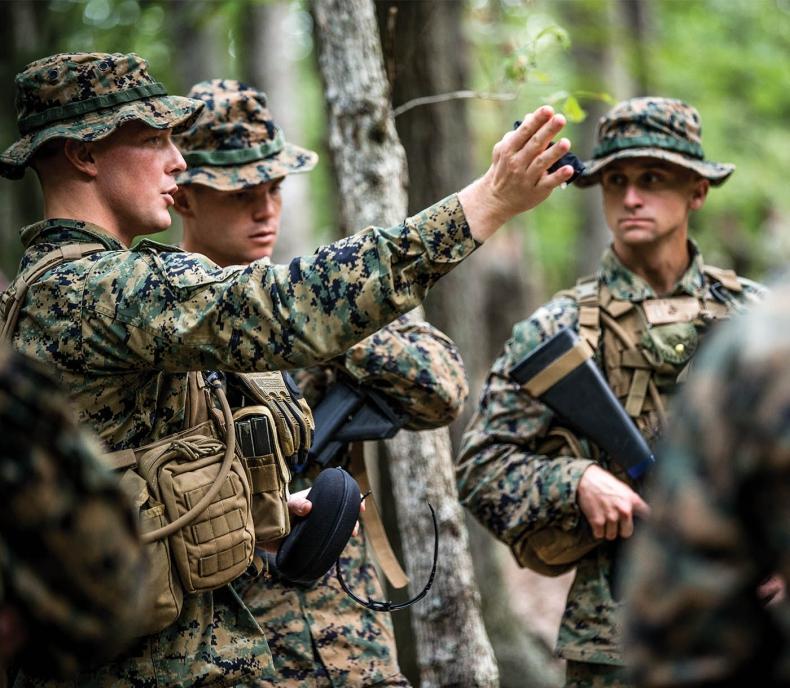 Aresztowano 16 marines podejrzanych m.in. o przemyt imigrantów - GospodarkaMorska.pl