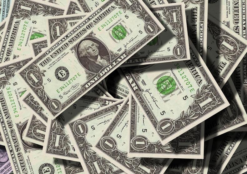 Gołębia retoryka EBC i dobre dane z USA wsparły aprecjację dolara amerykańskiego - GospodarkaMorska.pl