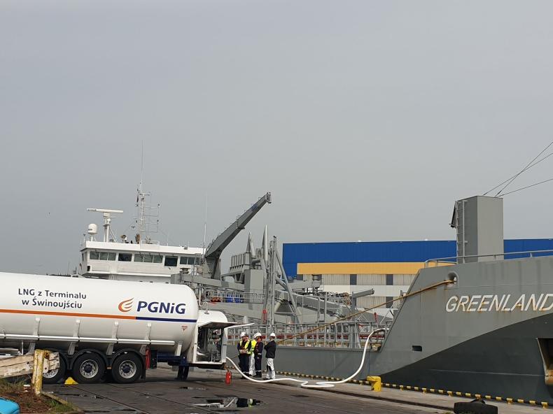 Zielony Port Gdynia wspiera paliwa alternatywne - GospodarkaMorska.pl