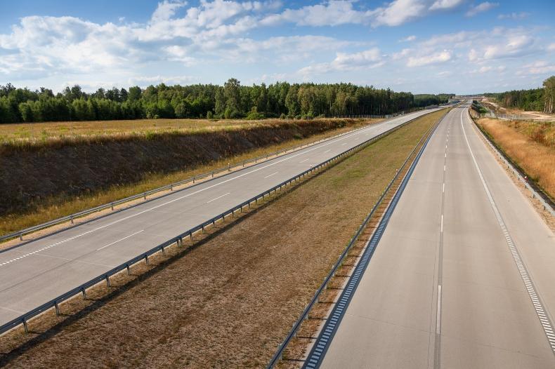 Otwarto autostradę A1 od Pyrzowic pod Częstochowę - GospodarkaMorska.pl