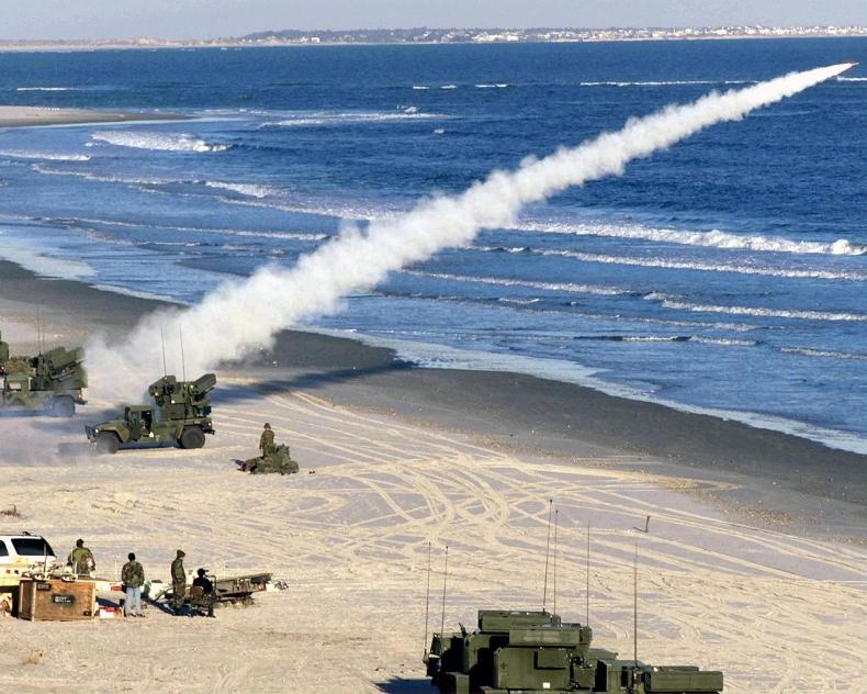 Szef Pentagonu za rozmieszczeniem rakiet średniego zasięgu w regionie Pacyfiku - GospodarkaMorska.pl