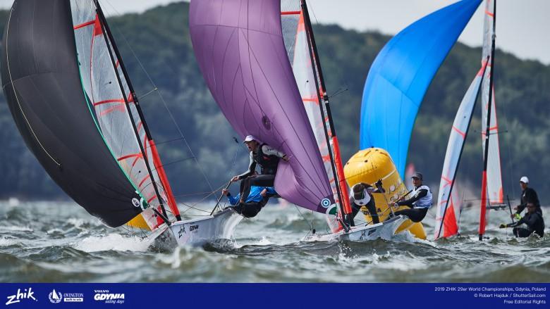Regaty w Gdyni to nie tylko promocja sportu, lecz także ochrony środowiska - GospodarkaMorska.pl