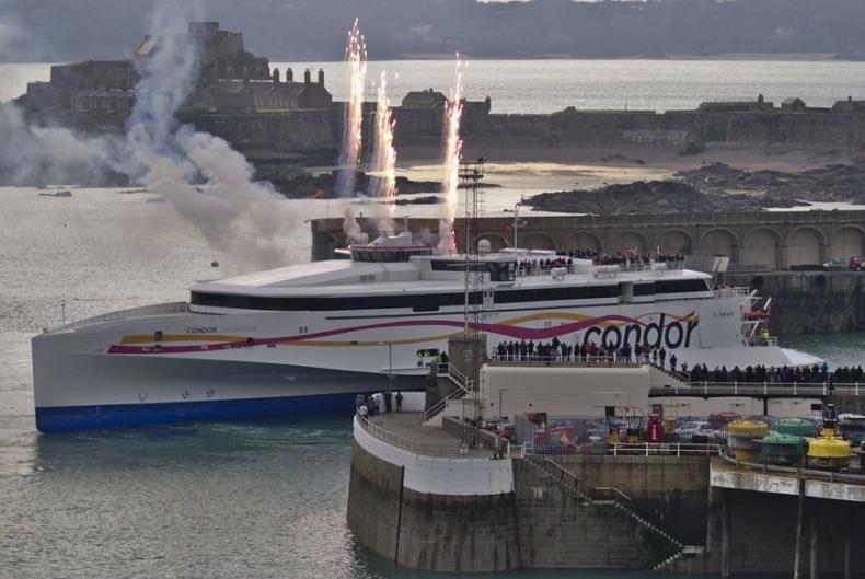 Brittany Ferries przejmie Condor Ferries? Oferta złożona - GospodarkaMorska.pl