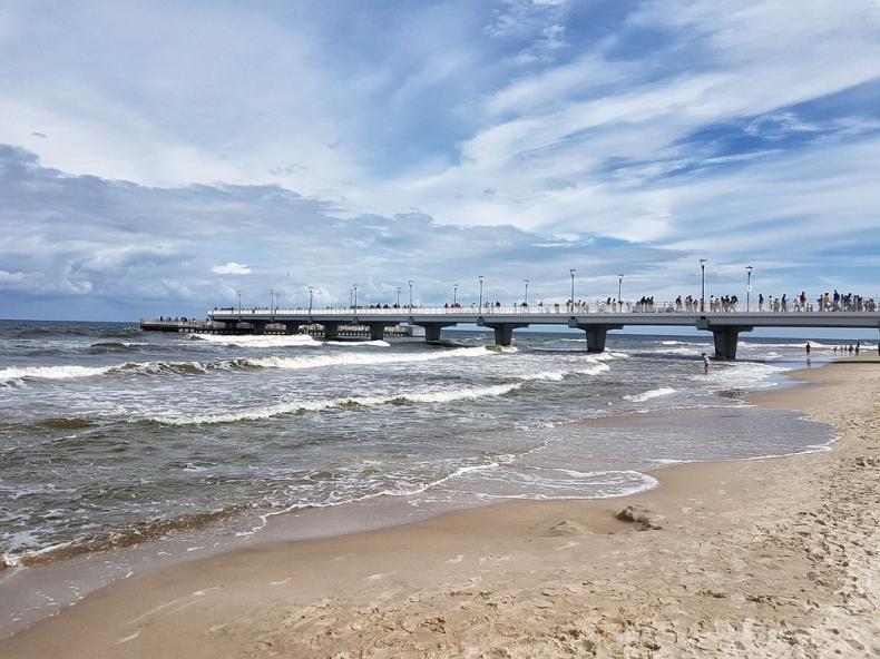 GIS: zamknięte są dwa nadmorskie kąpieliska - GospodarkaMorska.pl