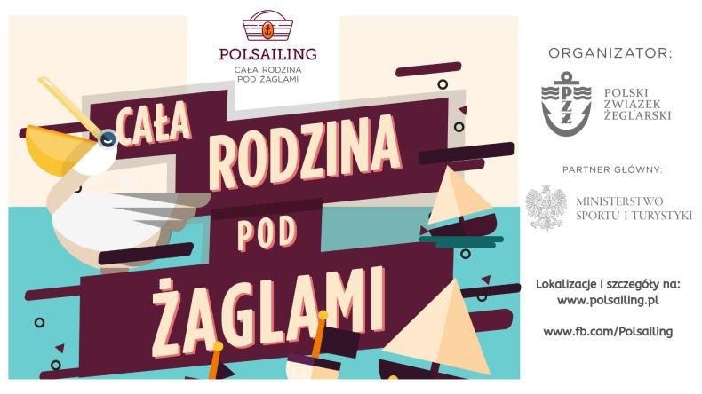 Cała Rodzina pod Żaglami – Program PolSailing startuje z nowymi atrakcjami - GospodarkaMorska.pl