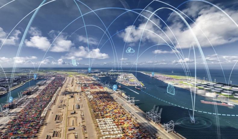 Port Rotterdam będzie oferował nową aplikację Pronto portom z całego świata - GospodarkaMorska.pl