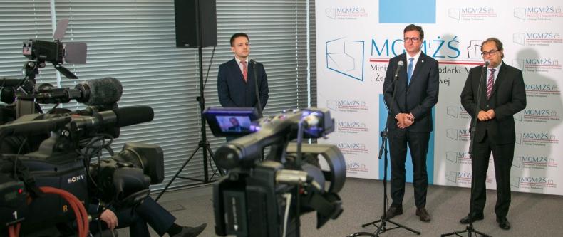 Rozpoczęły się konsultacje społeczne dotyczące przeciwdziałania skutkom suszy - GospodarkaMorska.pl