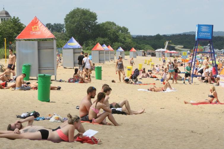 Kąpiel możliwa we wszystkich nadbałtyckich kąpieliskach - GospodarkaMorska.pl