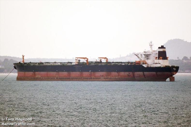 Sąd w USA nakazał przejęcie irańskiego tankowca Grace 1 - GospodarkaMorska.pl