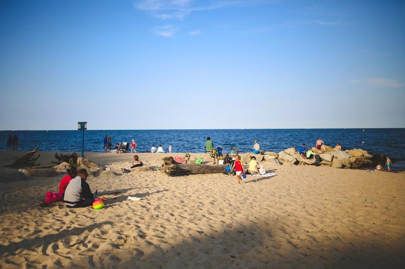 GIS: Można się kąpać na wszystkich kąpieliskach nad Bałtykiem - GospodarkaMorska.pl
