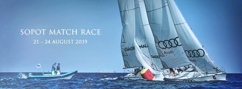 Regaty Sopot Match Race 2019 już w najbliższą środę - GospodarkaMorska.pl