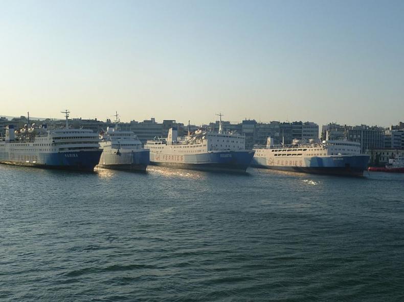 Promy w Grecji coraz starsze. Tamtejsza flota potrzebuje zmian - GospodarkaMorska.pl