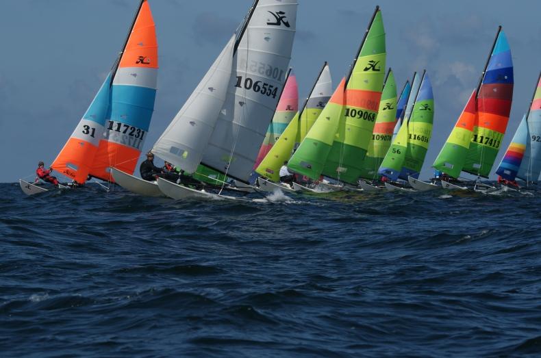 Ponad 50 jachtów oraz 100 zawodników wzięło udział w pierwszej edycji regat Charlotta Sailing Days (foto) - GospodarkaMorska.pl
