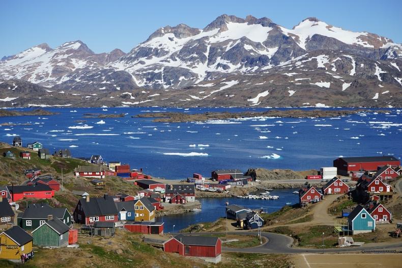 """Trump: Słowa premier Danii w sprawie Grenlandii """"nieładne"""" - GospodarkaMorska.pl"""