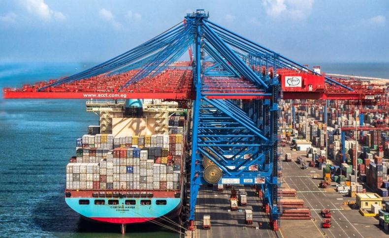 Terminal kontenerowy Kanału Sueskiego będzie oferował bazę remontową dla wszystkich armatorów kontenerowców chłodniczych - GospodarkaMorska.pl
