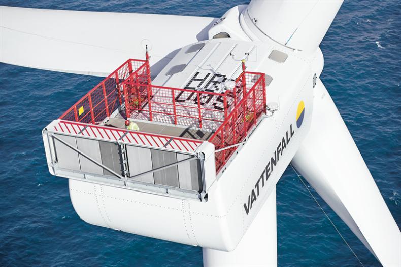 Vattenfall zakończył budowę największej skandynawskiej morskiej farmy wiatrowej - GospodarkaMorska.pl