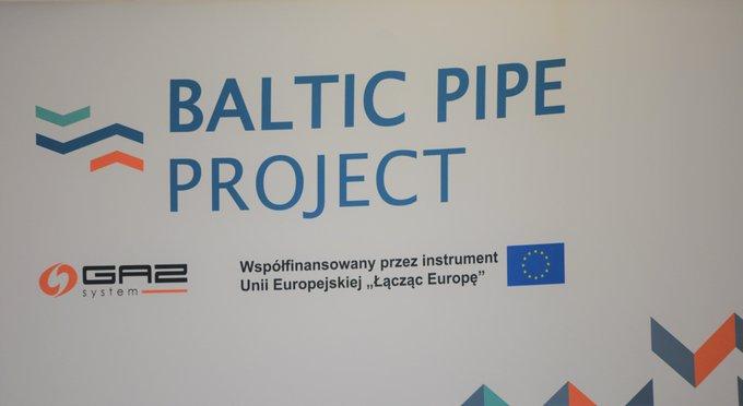 Wkrótce spodziewane jest pozwolenie na budowę i wybór wykonawcy podmorskiego odcinka Baltic Pipe - GospodarkaMorska.pl