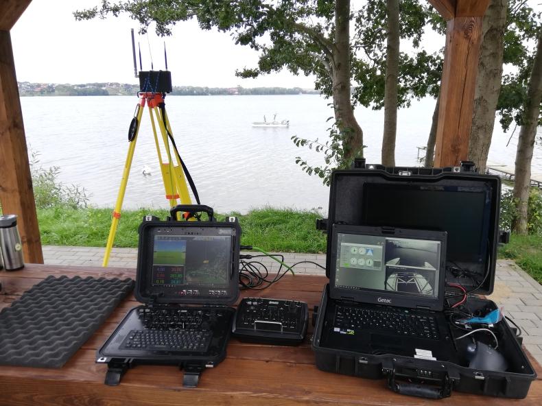 HydroDron – nowy produkt Marine Technology - GospodarkaMorska.pl