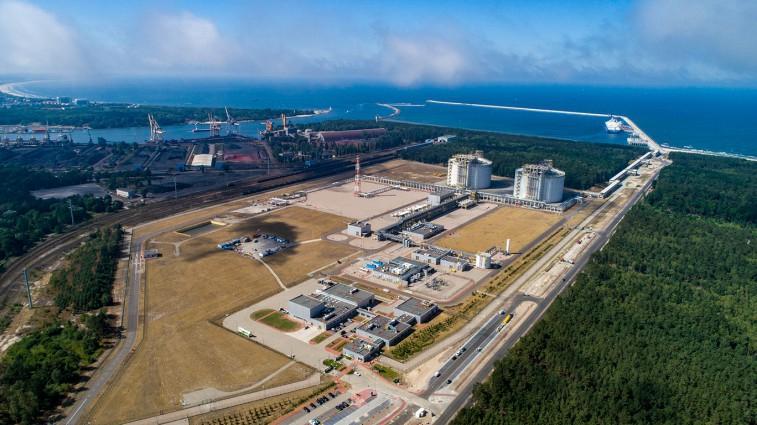 Naimski: W 2021 r. będziemy w stanie dostarczyć na Ukrainę 6 mld metrów sześc. gazu rocznie - GospodarkaMorska.pl