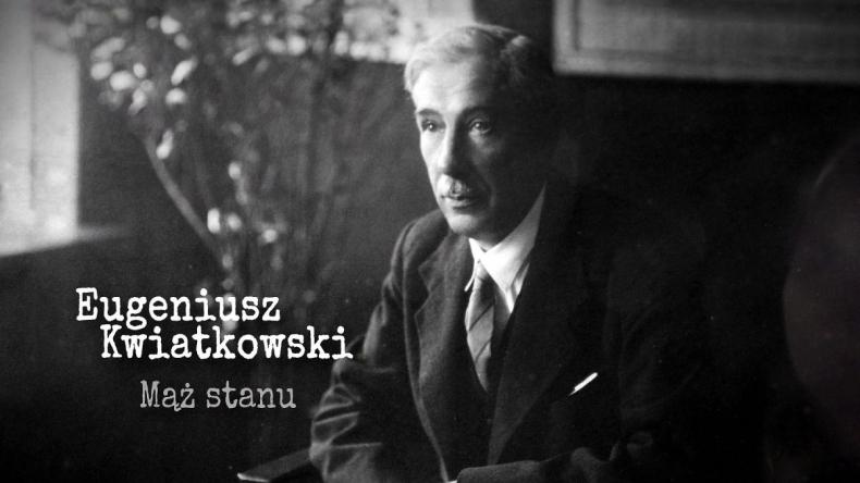 Przywracanie pamięci. Film o Eugeniuszu Kwiatkowskim - GospodarkaMorska.pl