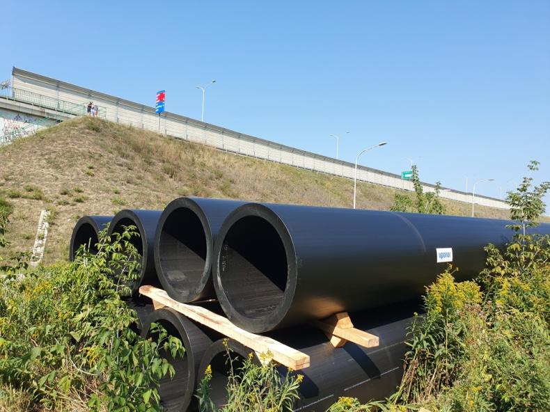 W poniedziałek na Wiśle rozpocznie się spławianie mostu pontonowego - GospodarkaMorska.pl