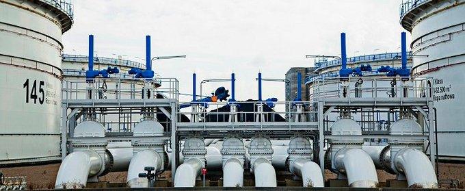 PERN ocenia, że oczyszczenie systemu z zanieczyszczonej ropy może zająć kilkanaście miesięcy - GospodarkaMorska.pl