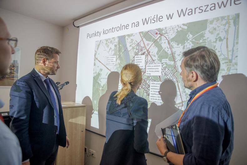 Trzaskowski: Rurociąg powinien zacząć działać w piątek wieczorem - GospodarkaMorska.pl