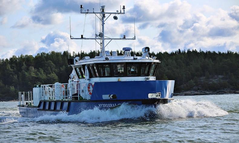 """""""Hydrograf 17"""" – nowa jednostka dla Urzędu Morskiego w Gdyni - GospodarkaMorska.pl"""