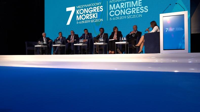 Gróbarczyk: Budowa ro-paxów to główne zadanie. W Szczecinie zakończył się 7. Międzynarodowy Kongres Morski (foto, wideo) - GospodarkaMorska.pl