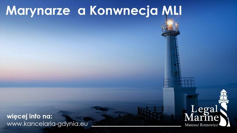 Konwencja MLI a sprawy podatkowe marynarzy jako przejaw dysfunkcjonalności polskiego aparatu skarbowego – wywiad z radcą prawnym Mateuszem Romowiczem - GospodarkaMorska.pl
