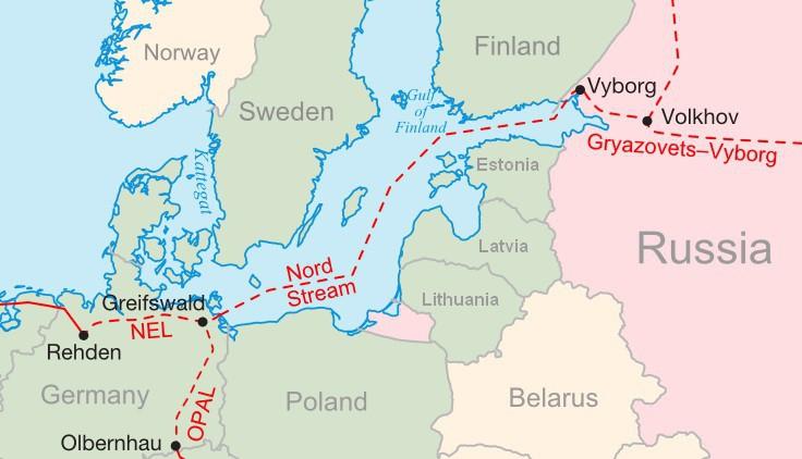 Gazprom nie zmniejszył wolumenu gazu w OPAL-u; KE analizuje orzeczenie - GospodarkaMorska.pl