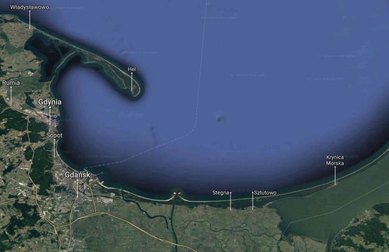 Ekspert: po awarii Czajki do Bałtyku wpływa tyle fosforu co z terenu całej Szwecji - GospodarkaMorska.pl