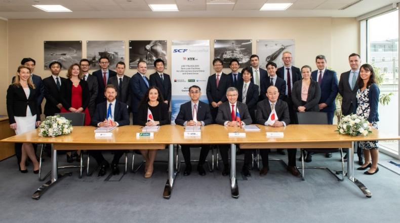 Sovcomflot i NYK Line zdobyły kredyt na refinansowanie dwóch gazowców LNG - GospodarkaMorska.pl