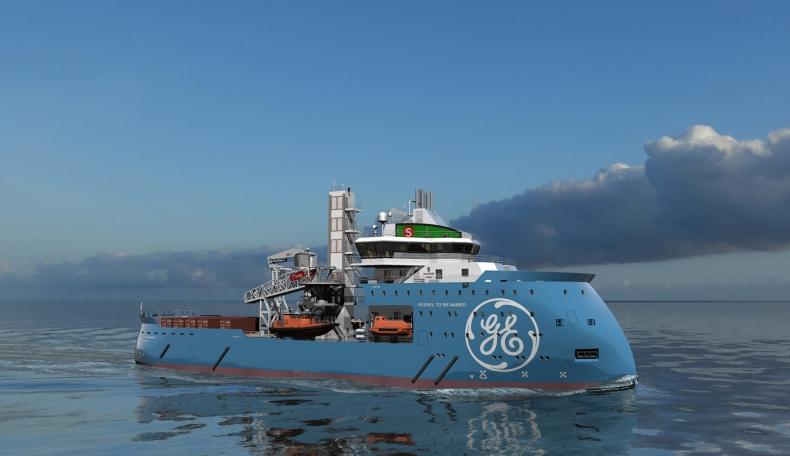 Stocznia CRIST przekazała częściowo wyposażony statek dla morskiej energetyki wiatrowej (foto, wideo) - GospodarkaMorska.pl