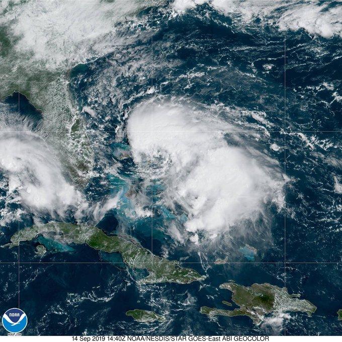 Bahamy znów zagrożone, tym razem przez Humberto - GospodarkaMorska.pl