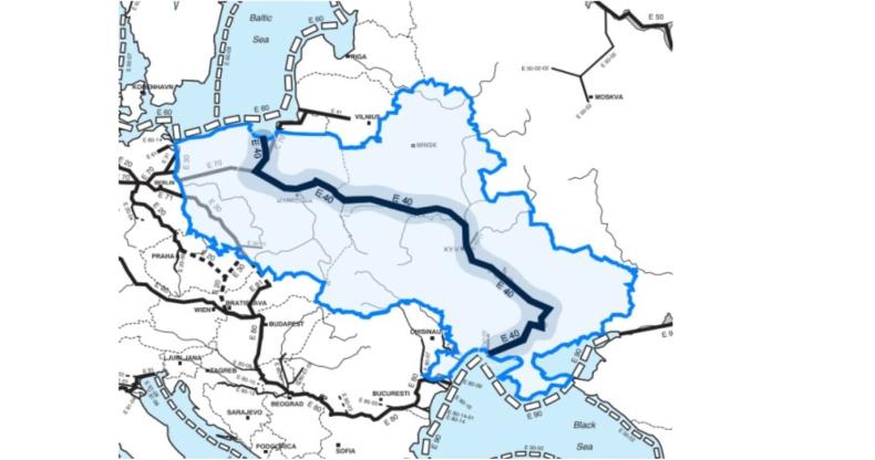 Premier Ukrainy o planach budowy szlaku wodnego między Bałtykiem a Morzem Czarnym - GospodarkaMorska.pl