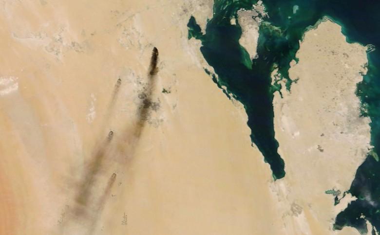 Po atakach na rafinerie siły USA wzmocnią obronę powietrzną Arabii Saudyjskiej - GospodarkaMorska.pl