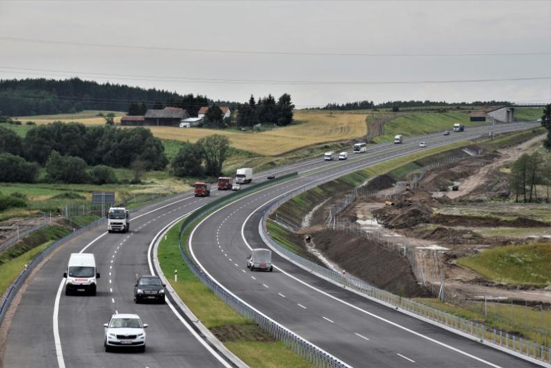 GDDKiA: Do końca roku udostępnimy kierowcom ponad 300 km nowych dróg - GospodarkaMorska.pl