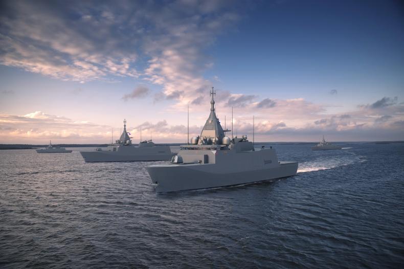 Saab otrzymał zamówienie w programie Squadron 2020 - GospodarkaMorska.pl