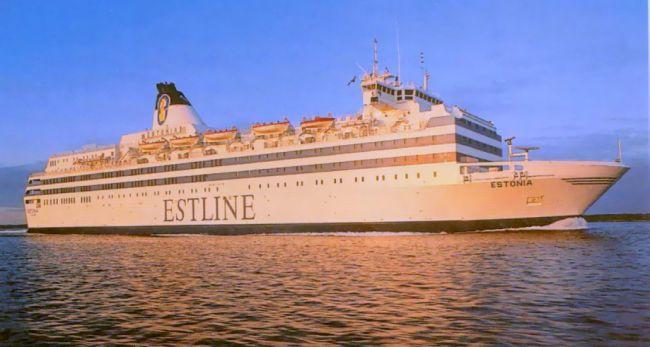 W Tallinie uroczystości w 25. rocznicę zatonięcia promu Estonia - GospodarkaMorska.pl