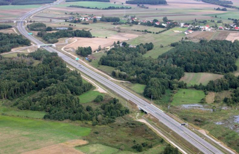 Otwarto drogę ekspresową S6 między Płotami a Kołobrzegiem - GospodarkaMorska.pl